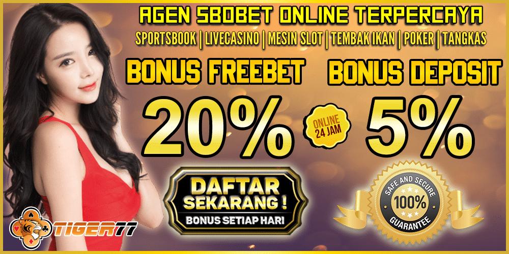 Daftar Situs Judi Bola SBOBET Resmi dan Terbaik Di Indonesia