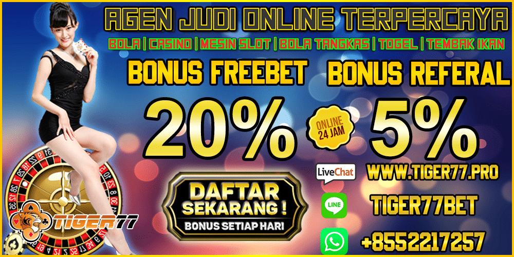 Situs Judi Casino Online Terbaik dan Terpercaya Deposit 25rb