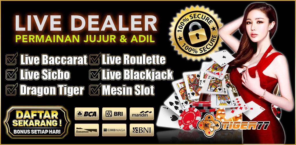 Bandar Casino Online Slot Jackpot Terbesar Dan Resmi 25rb