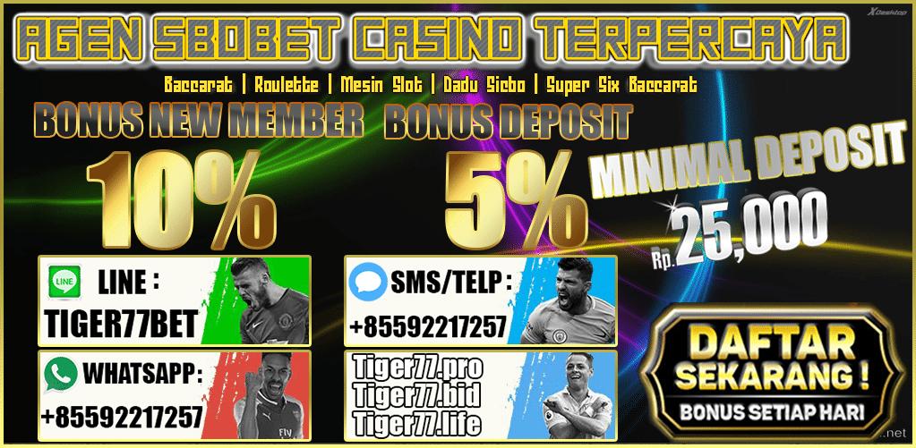 Daftar Main Judi Casino SBOBET Terpercaya dan Resmi Handphone