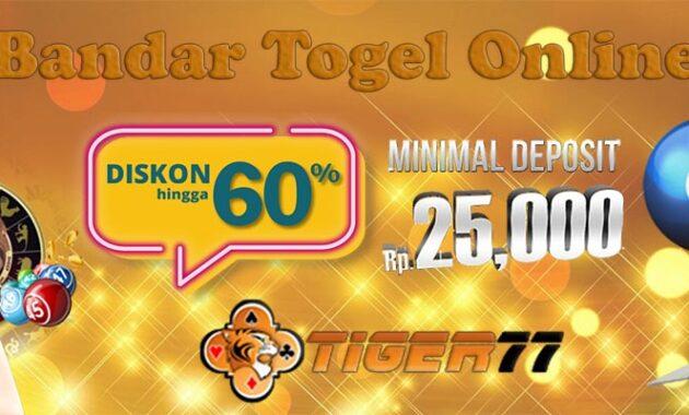 Daftar Situs Togel Online Terpercaya Uang Asli Deposit 25rb