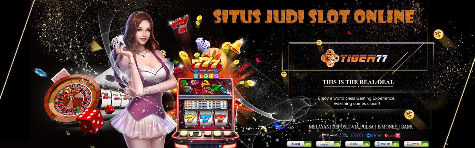 Situs Judi Slot Online Terpercaya Daftar Deposit Pulsa 25rb